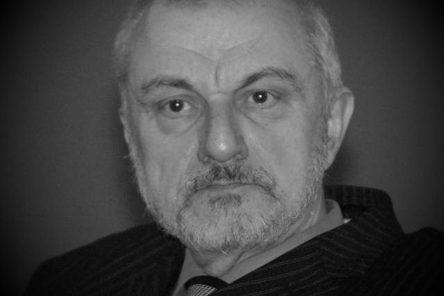 Udílení Cen města Brno za rok 2003, oceněný režisér Zdeněk Kaloč, v oboru dramatické umění