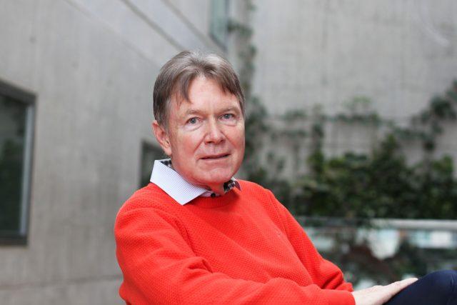 Richard Češka   foto: Elena Horálková,  Český rozhlas