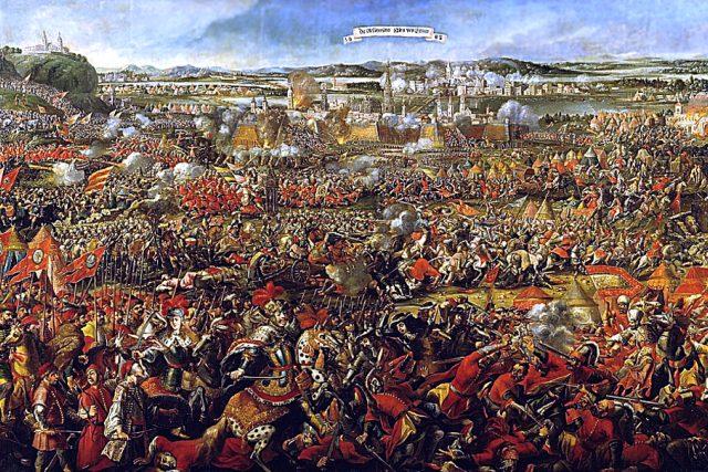 Bitva u Vídně,  12. září 1683 | foto: Wikimedia Commons,  CC0 1.0