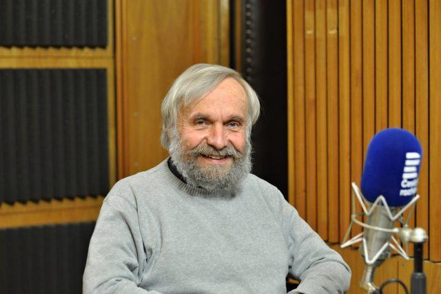 Literární kritik Vladimír Just | foto: Jessica Petrů