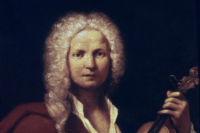 Antonio Vivaldi  (1678–1741)   foto: Profimedia