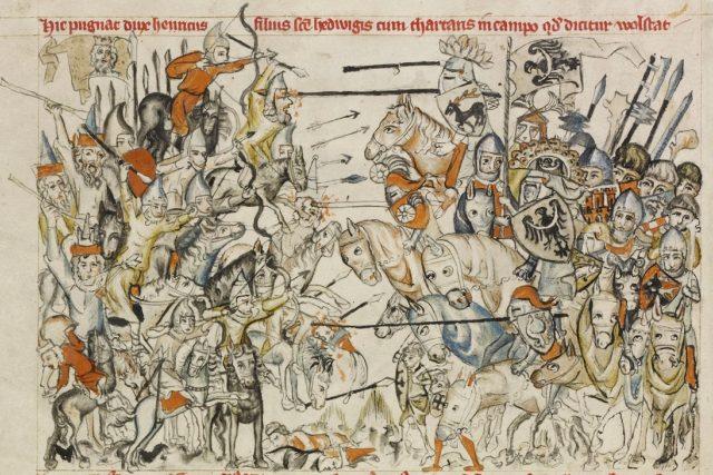 Bitva u Lehnice   foto: Wikimedia Commons,  CC0 1.0