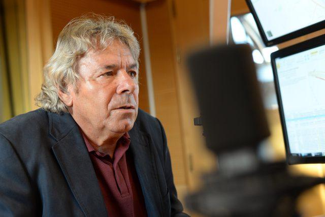 Žokej Václav Chaloupka