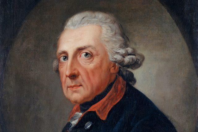 Friedrich II. Pruský | foto: Anton Graff,  Wikimedia Commons,  CC0 1.0