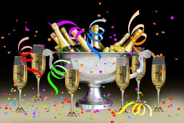 Silvestr Mariana Jelínka. Jak dopadla jeho sázka s bratrem,  že se do 20 let nedotkne alkoholu?   foto: Fotobanka Pixabay -  (5008272)