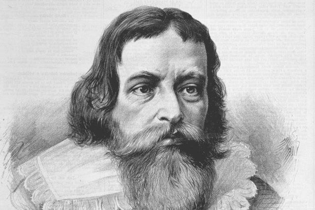 Jan Marcus Marci, lékař ze 17. století