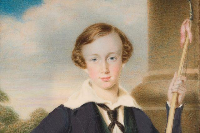Malý František Josef I. | foto: Moritz Michael Daffinger,  Wikimedia Commons,  CC0 1.0