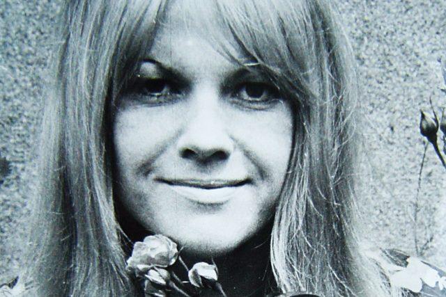Eva Pilarová v 70. letech