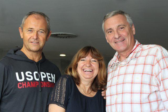 Jan Mühlfeit, Monika Pavlíčková a Jan Čenský