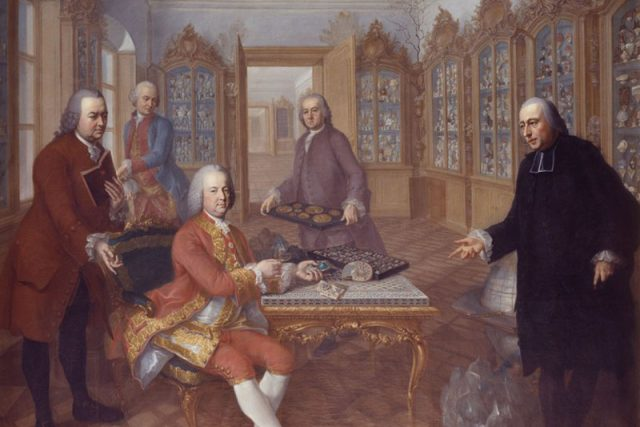 Gerhard van Swieten,  osobní lékař Marie Terezie | foto: Wikimedia Commons,  CC0 1.0