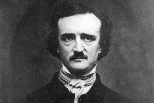 Edgar Allan Poe | foto: Fotobanka Pixabay
