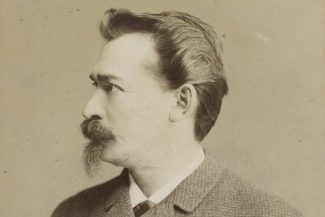 Emil Holub | foto: Jean Herbst, Wikimedia Commons, Public domain