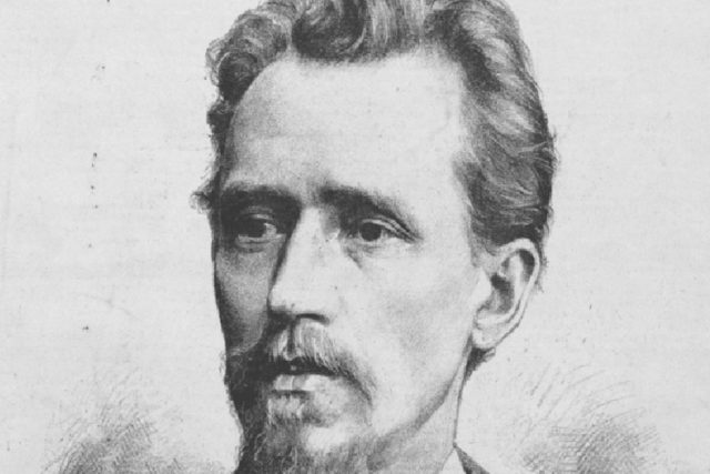 Josef Václav Sládek | foto: Jan Vilímek,  Wikimedia Commons,  CC0 1.0