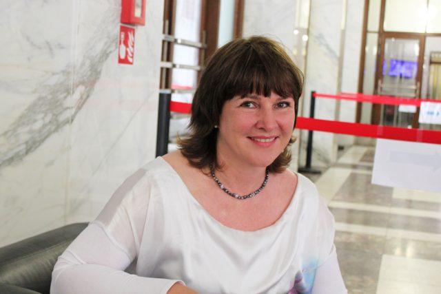 Jitka Ševčíková | foto: Elena Horálková,  Český rozhlas