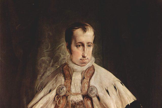 Ferdinand I. Dobrotivý | foto: Francesco Hayez,  Wikimedia Commons,  CC0 1.0
