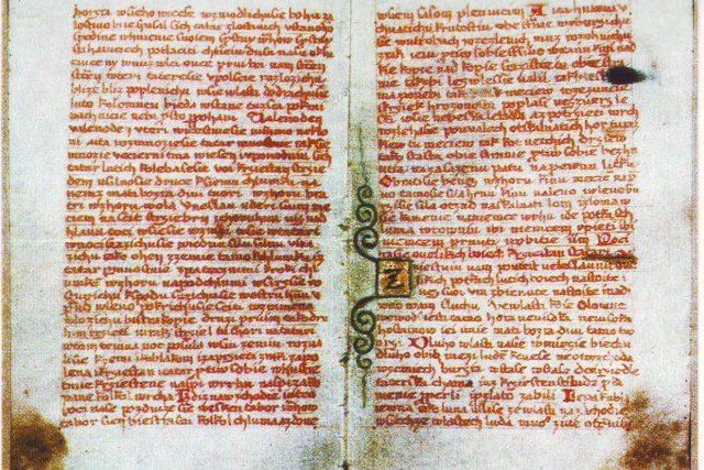 Rukopis královedvorský | foto: Česká společnost rukopisná