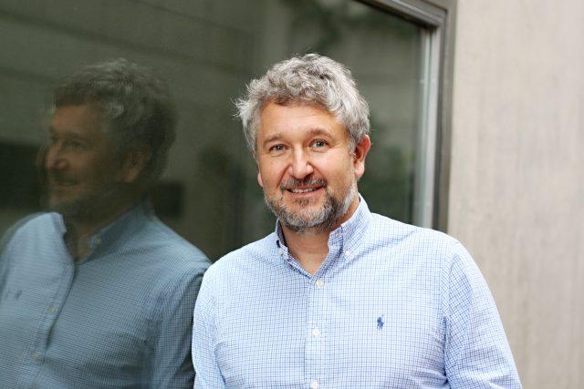 Epidemiolog Petr Smejkal | foto: Julie Kalodová,  Český rozhlas,  Český rozhlas