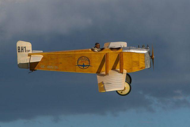 Letadlo Avia BH-1