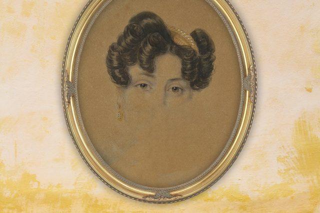 Nedokončený portrét