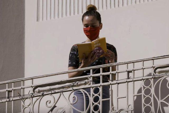 Balkonové čtení Radky Třeštíkové