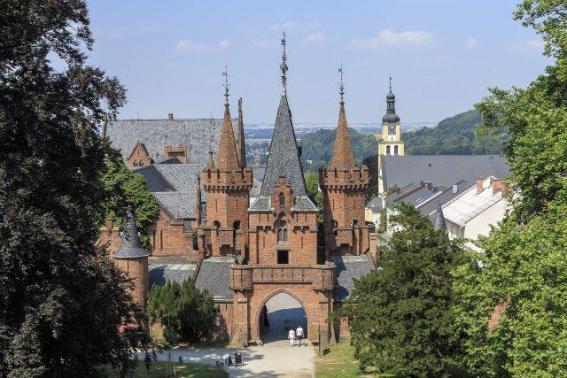 Zámek Hradec nad Moravicí | foto: Národní památkový ústav