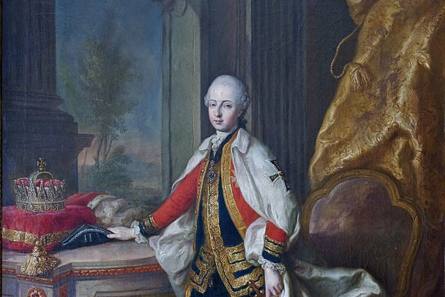 Maxmilián František Habsbursko-Lotrinský | foto: Wikimedia Commons,  CC0 1.0