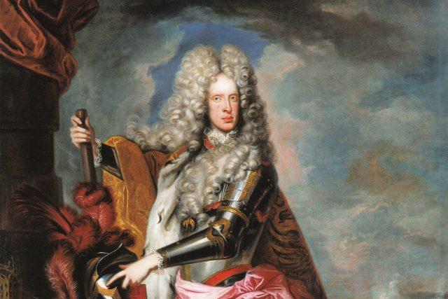 Josef I. Habsburský | foto: Franz Stampart,  Wikimedia Commons,  CC0 1.0
