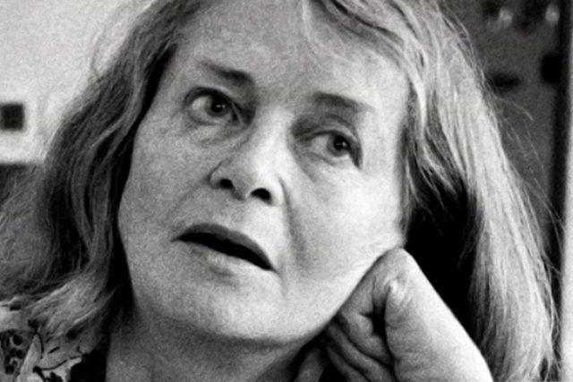 Naděžda Plíšková, výtvarnice a básnířka