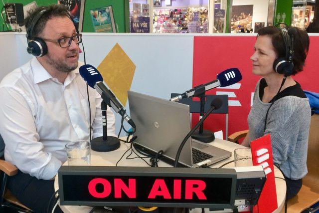 Michal Sýkora se Zuzanou Burešovou