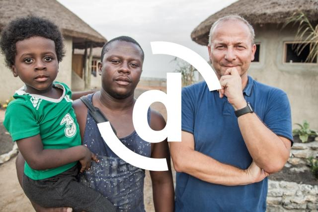 David Duroň léta pracoval jako top manažer. Nádor na mozku změnil život. Dal výpověď a našel se v pomoci jiným, v Africe. Jak může hraniční situace proměnit celý život?
