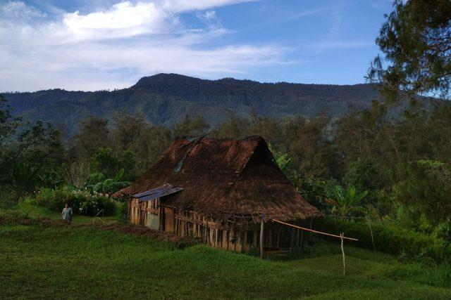 Horská vesnice