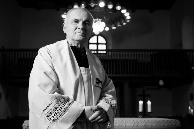 Duchovní František Lízna