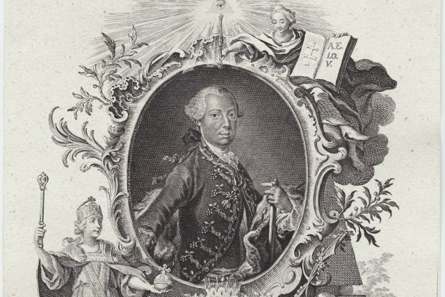 Josef II. - portrét od Josepha Hickela | foto: Johann Esaias Nilson,  Wikimedia Commons,  CC0 1.0