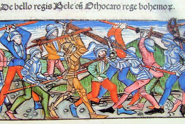 Bitva u Kressenbrunnu | foto: Wikimedia Commons,  CC0 1.0