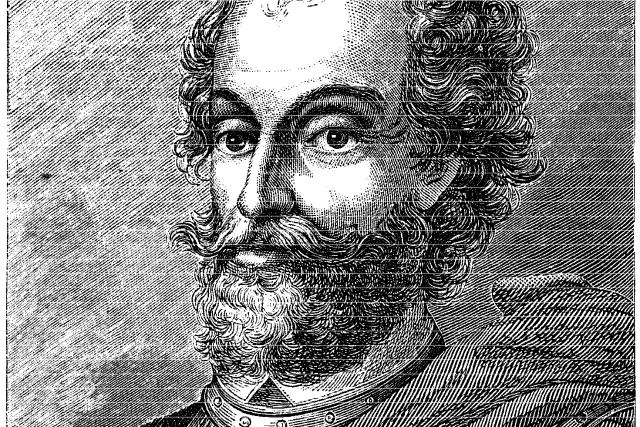 Václav Budovec z Budova   foto: Josef Scheiwl,  Wikimedia Commons,  CC0 1.0
