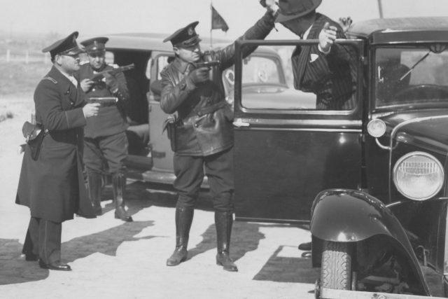 Zásah policie Buenos Aires (1934)