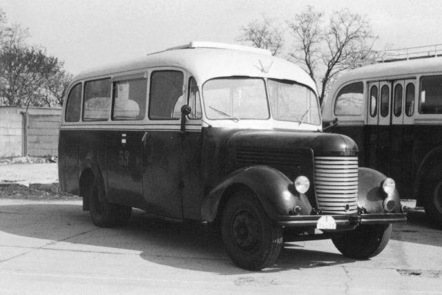 Vůz Praga RND využívala autobusová přeprava, ale třeba i Československá pošta. Samozřejmě v upravené podobě