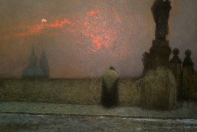 V podvečer na Hradčanech (1910 - 1915)