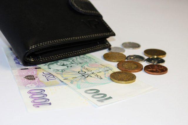 peníze   foto: Fotobanka Pixabay
