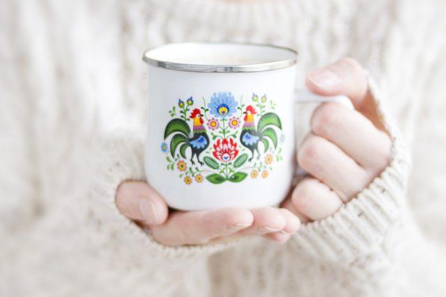 Káva - čaj - hrnek - nápoj