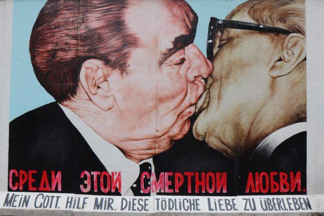Berlínská zeď | foto: Fotobanka Pixabay