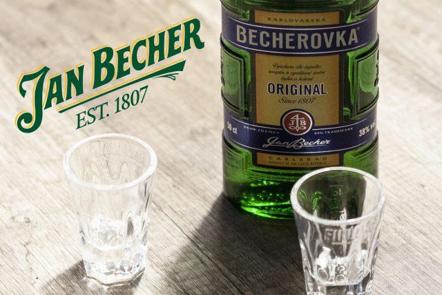 Jan Becher - Karlovarská Becherovka