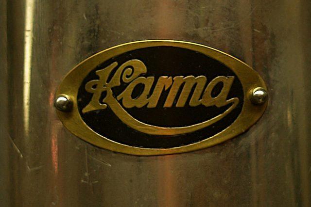 Karma: průtokový ohřívač vody
