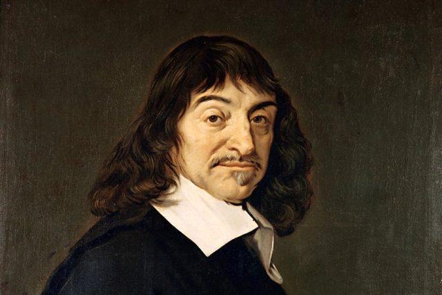 René Descartes   foto: Frans Hals,  Wikimedia Commons,  CC0 1.0
