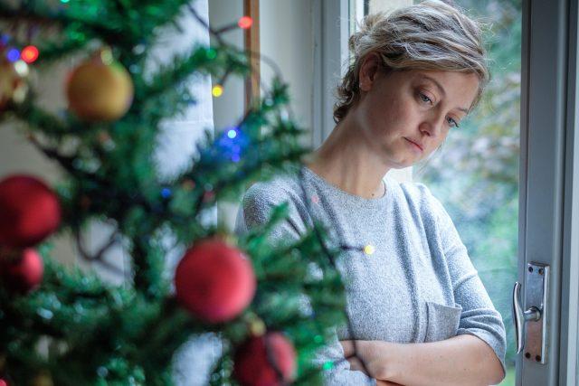 Vánoce a samota