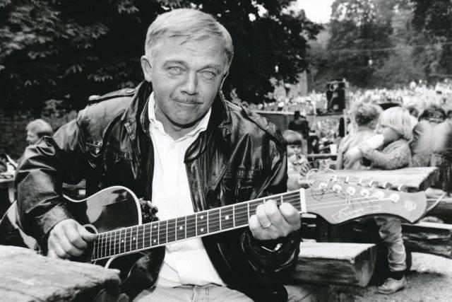 K nedožité Krylově 70 chystá Radiožurnál koncert   foto: Václav Jirsa,  Právo / Profimedia