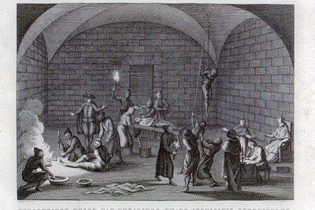 Způsoby mučení používané inkvizicí