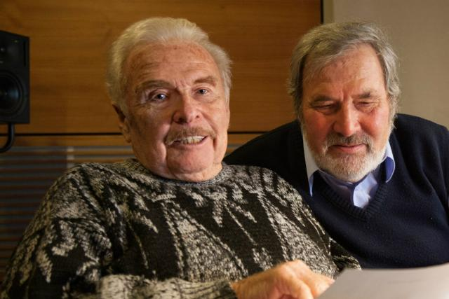 Luděk Munzar a František Novotný