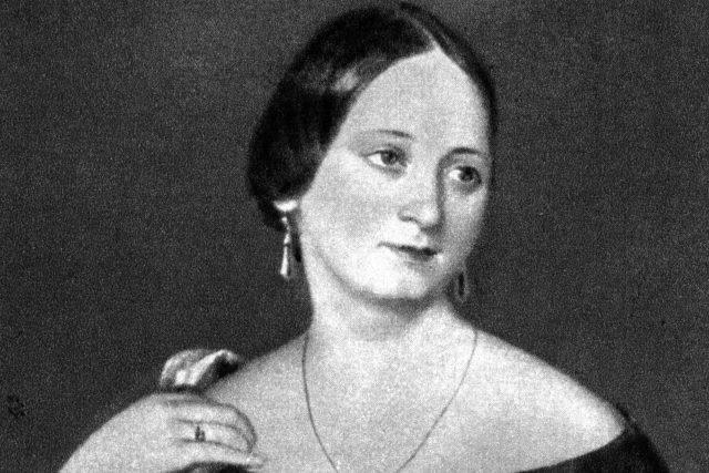 Josef Vojtěch Hellich: Božena Němcová
