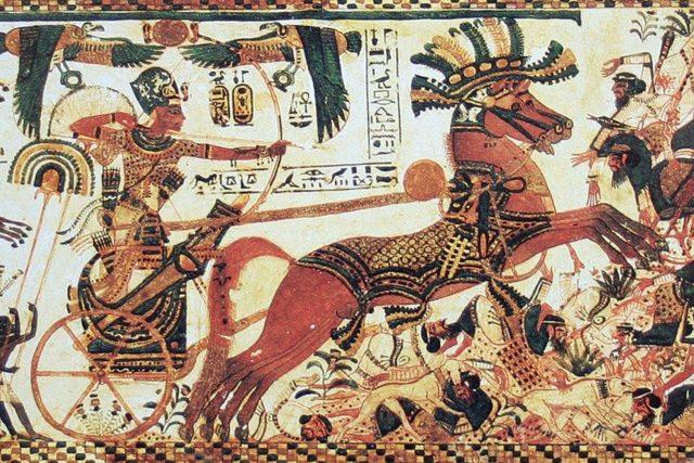starověký Egypt | foto: Fotobanka Pixabay